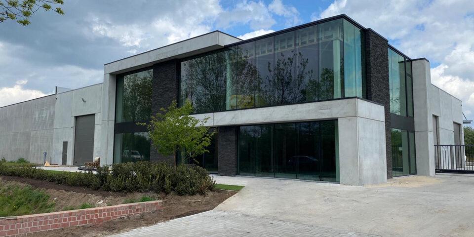 Tradibo nieuw gebouw