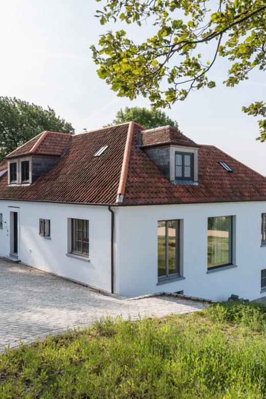 Karaktervolle villa met een ziel